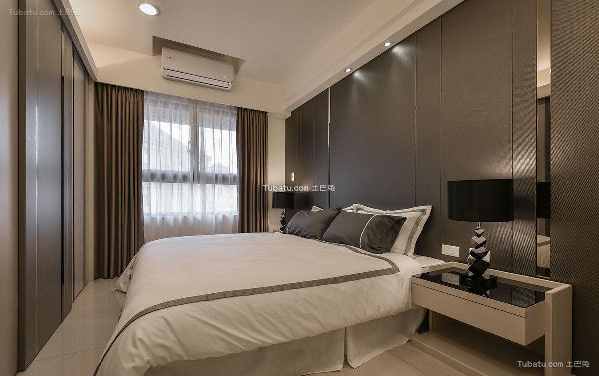 港式时尚卧室窗帘