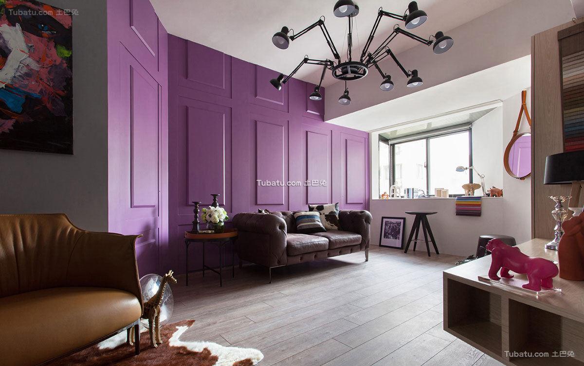 现代公寓室内装饰设计效果图