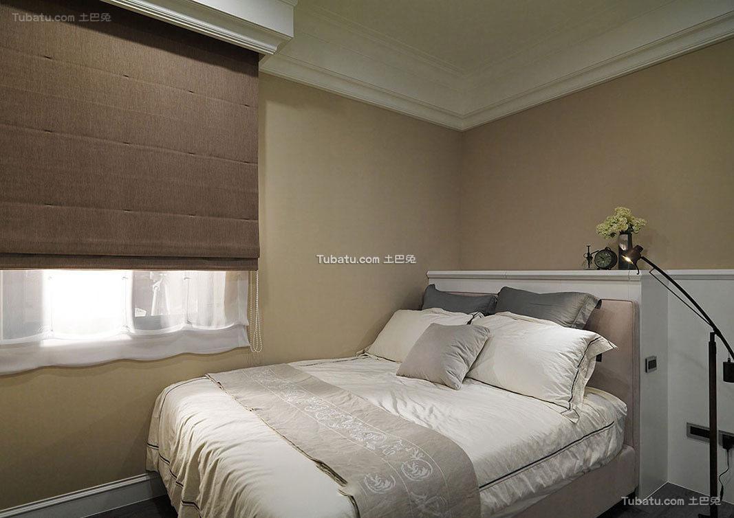 美式设计卧室大全效果图