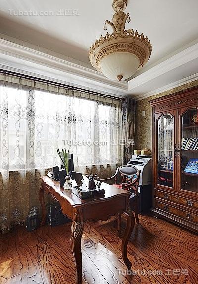 古典欧式书房设计大全