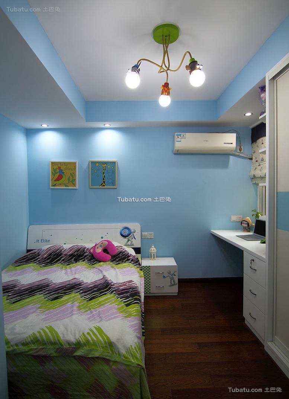 简约现代卧室室内装修效果图