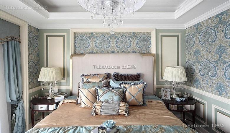 唯美浪漫欧式卧室装饰