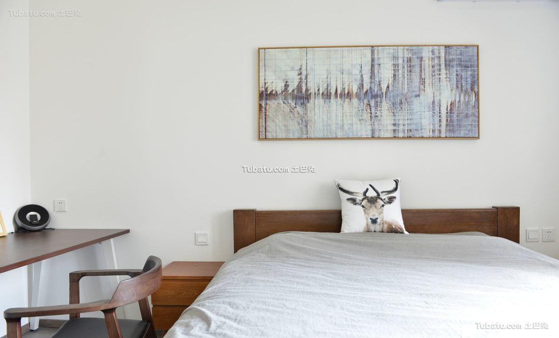 简约装饰卧室设计效果图欣赏