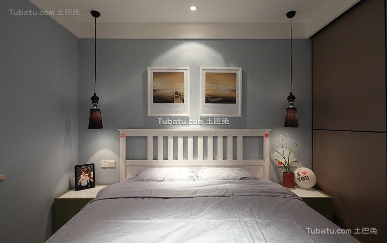 简约宜家风格卧室设计