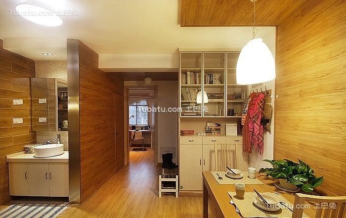 现代小清新日式家居设计