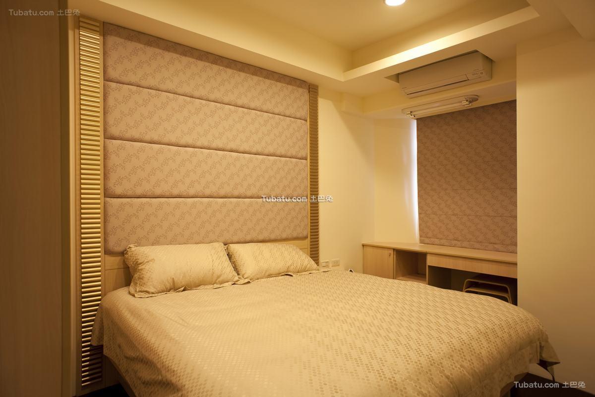 日式现代家居卧室装修效果图