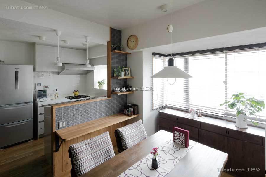现代日式时尚一居室设计
