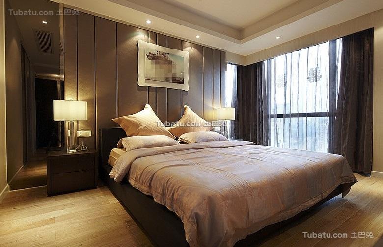 时尚现代风格设计卧室效果图欣赏