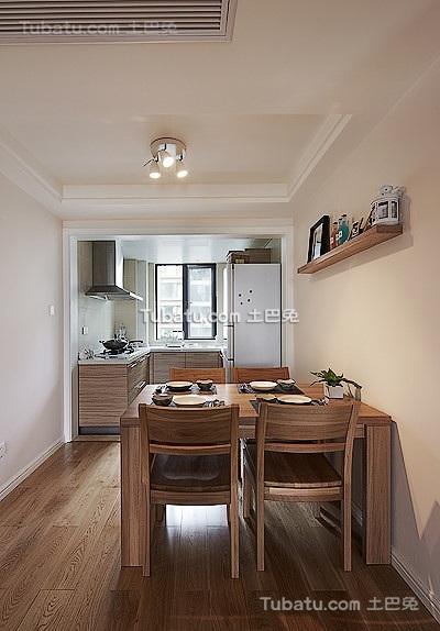 素雅简约风格一居室设计