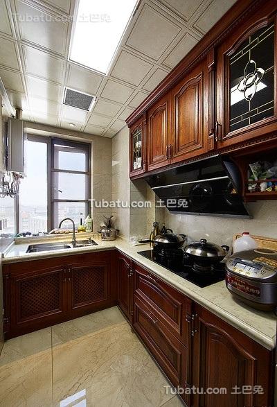 高端欧式风格厨房设计大全