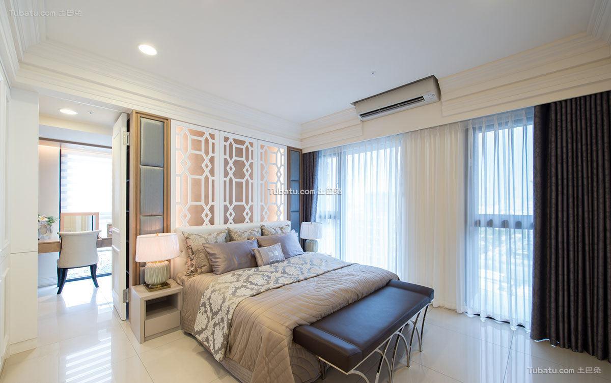 新古典风格卧室设计装修效果图