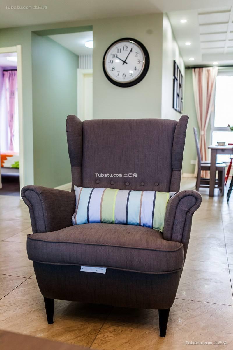 简约风格宜家沙发设计