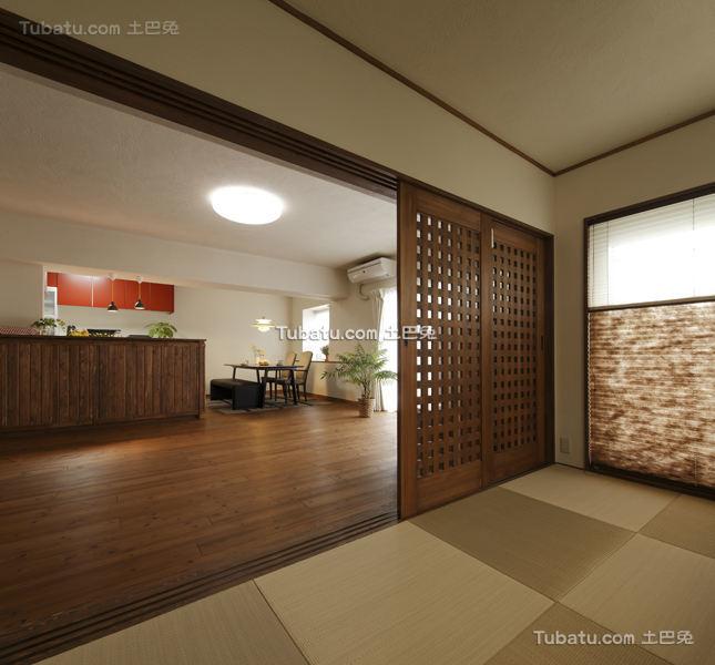 清新日式装修风格家居设计