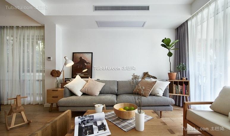 北欧风格别墅简约室内装饰效果图片