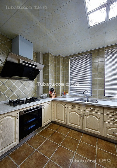 简欧风格厨房设计