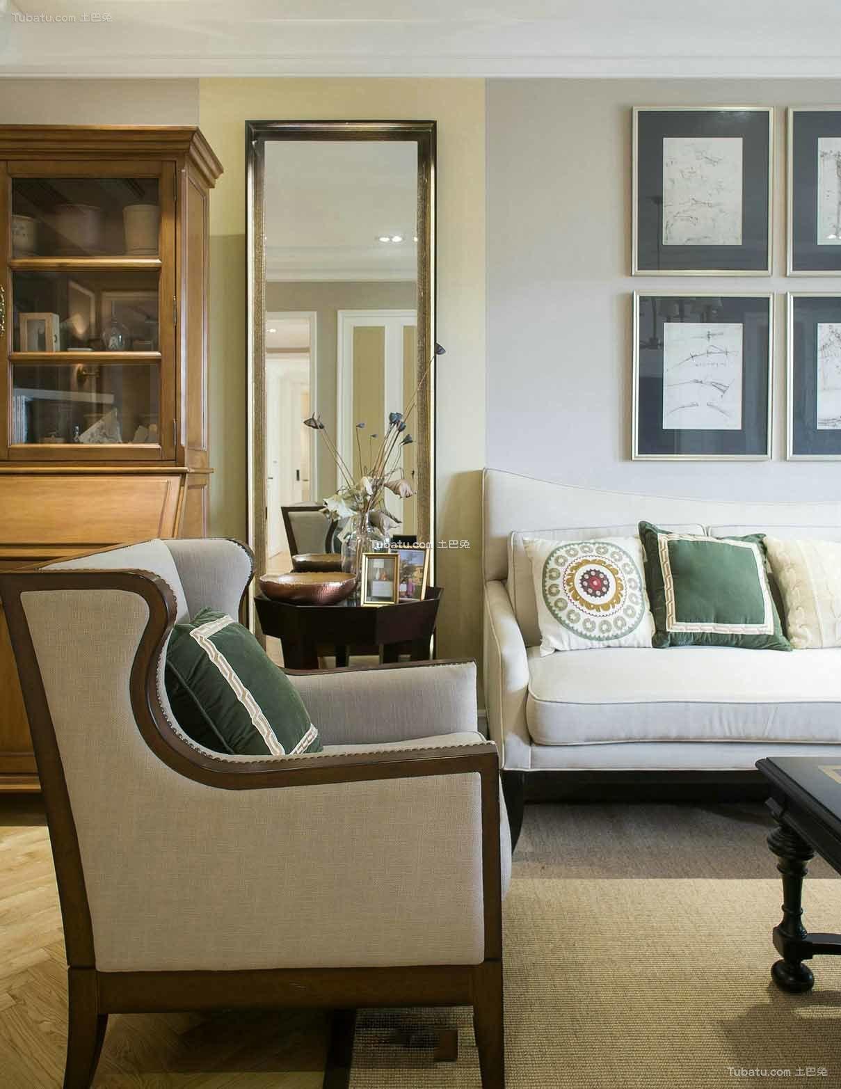 美式家居沙发欣赏