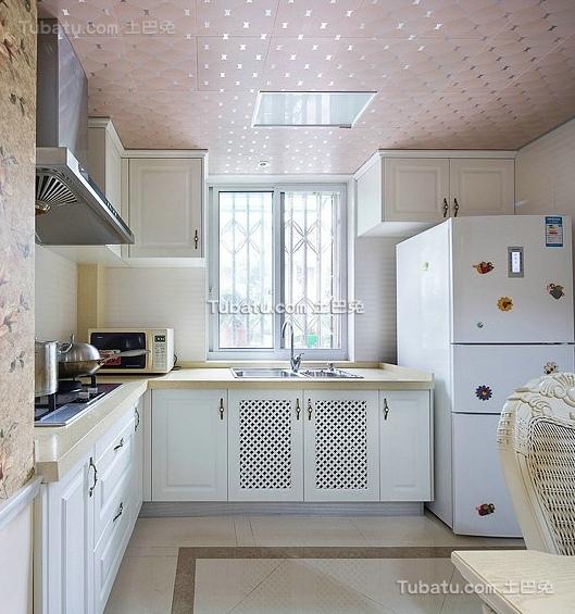 田园装修设计厨房欣赏大全