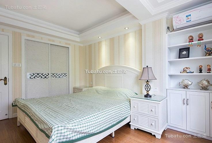 田园家庭设计装修卧室大全