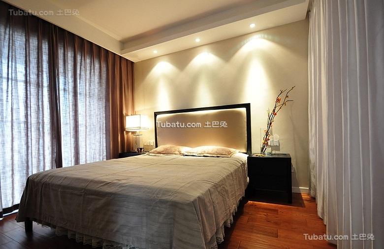 精美中式卧室装饰设计