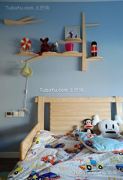 简约宜家风格儿童房设计欣赏
