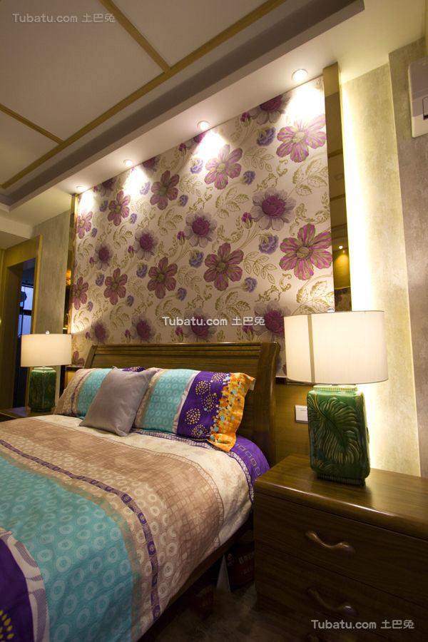 东南亚家居卧室欣赏