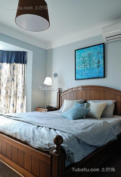 简约宜家风格卧室设计欣赏