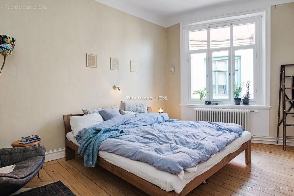 北欧家装卧室设计装饰