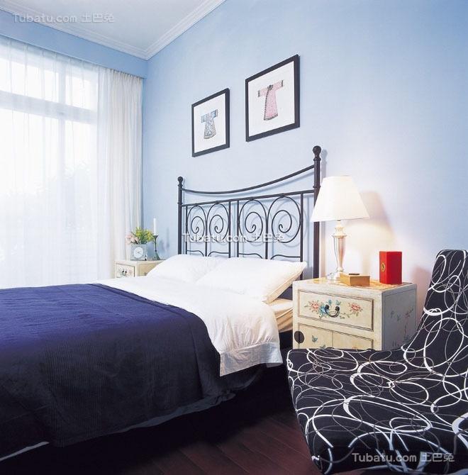东南亚设计装修小卧室欣赏