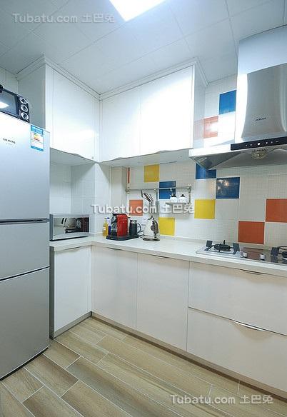 混搭宜家风格厨房设计