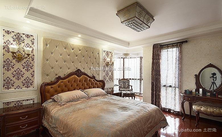 精致古典欧式卧室设计大全