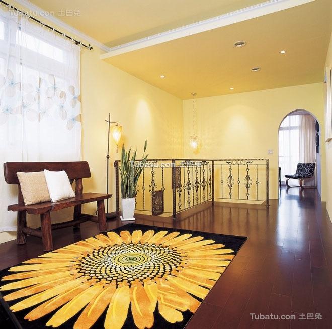 东南亚装饰样板房欣赏