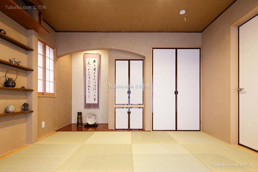时尚日式装潢设计三居设计