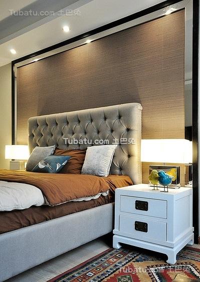 现代卧室装饰大全