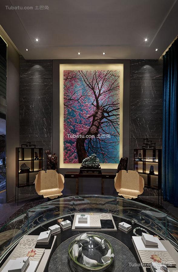 会所室内装饰品图片欣赏