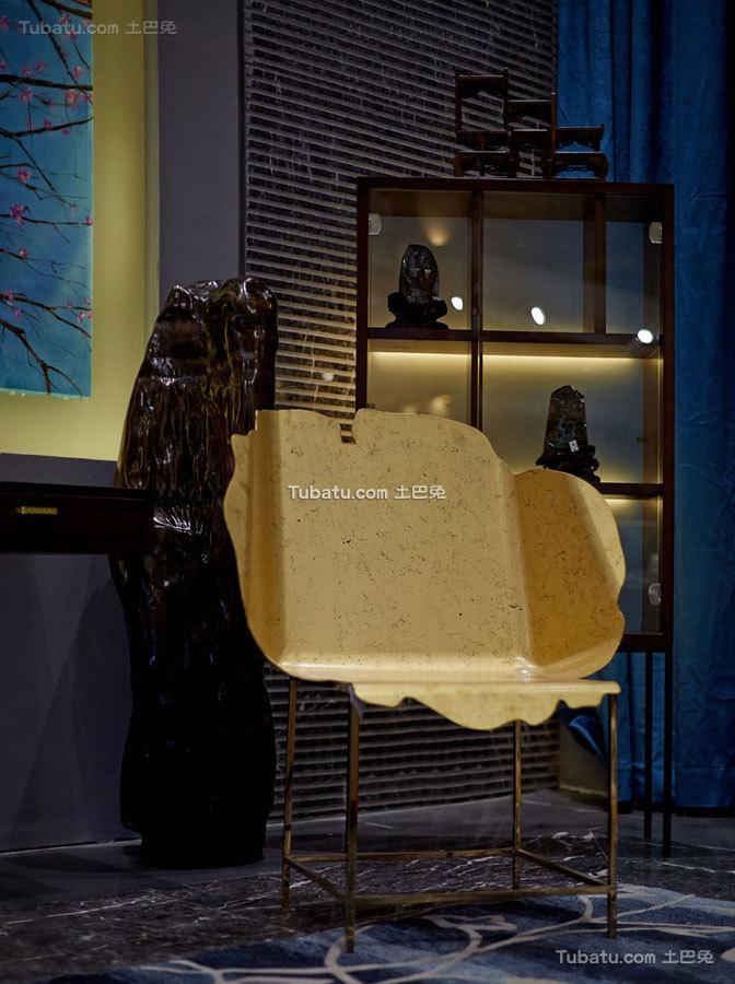 古典会所室内装饰设计图片欣赏