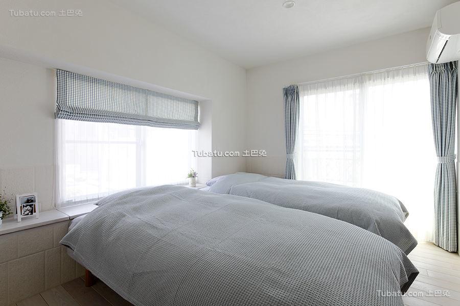 明亮简约北欧卧室设计大全