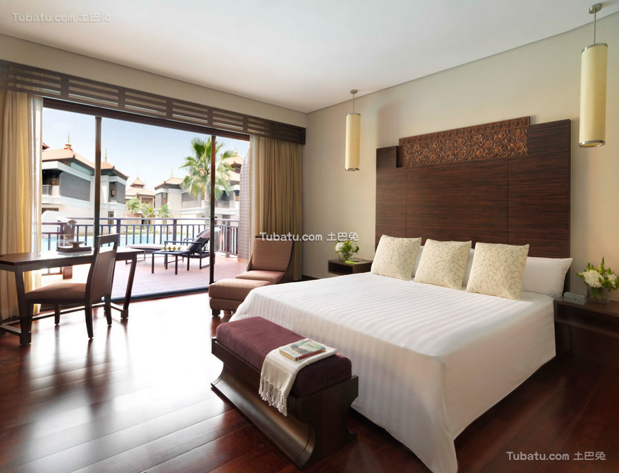 简洁酒店设计室内装潢图片