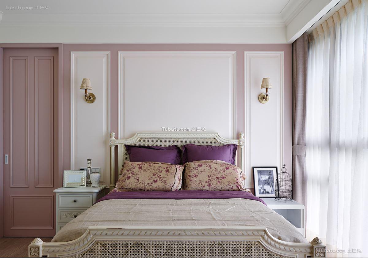 美式装修温馨卧室大全