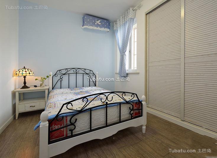 地中海设计温馨卧室大全