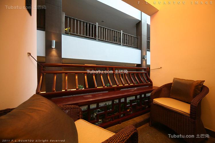 古典酒店设计室内装潢图片