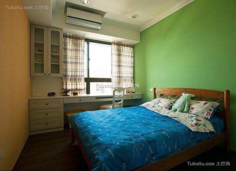 韩式宜家风格卧室设计欣赏