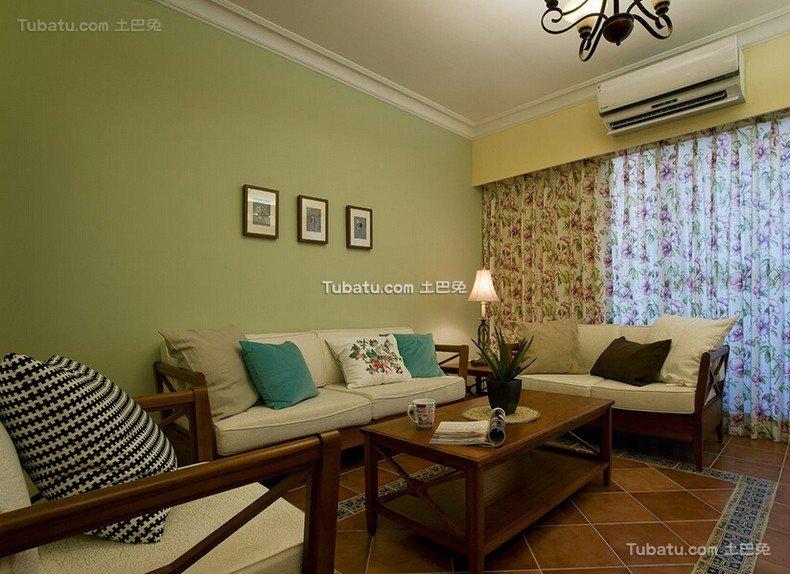 韩式宜家风格二居室设计
