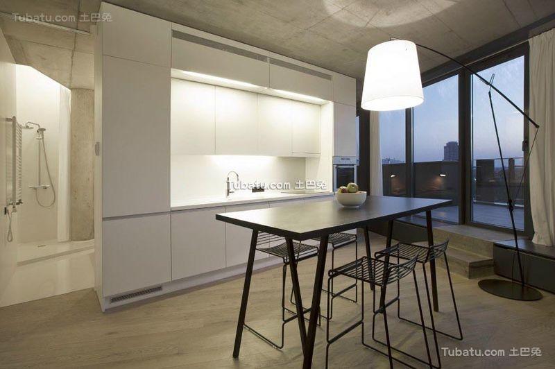 简约设计餐厅家居室内装饰效果图