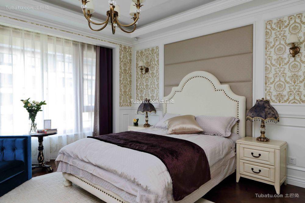 欧式家装卧室大全