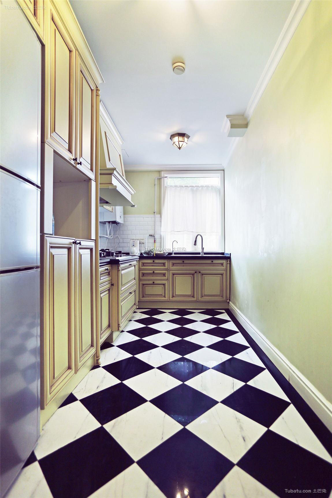 美式装修厨房大全
