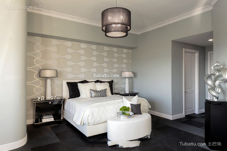 精美现代装修卧室设计