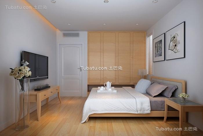 日式简约小户型室内设计图片