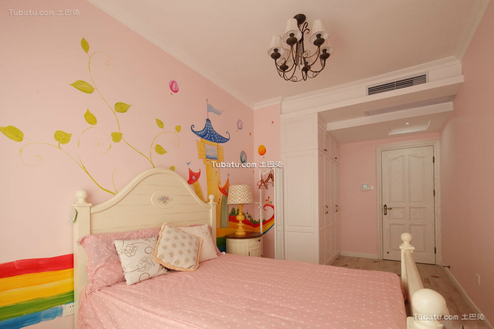 美式设计奢华卧室大全