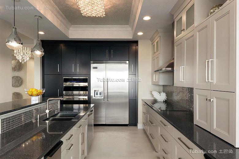 精美现代装修厨房设计