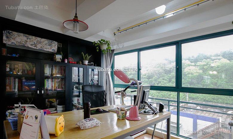 现代家居室内书房设计装修图片
